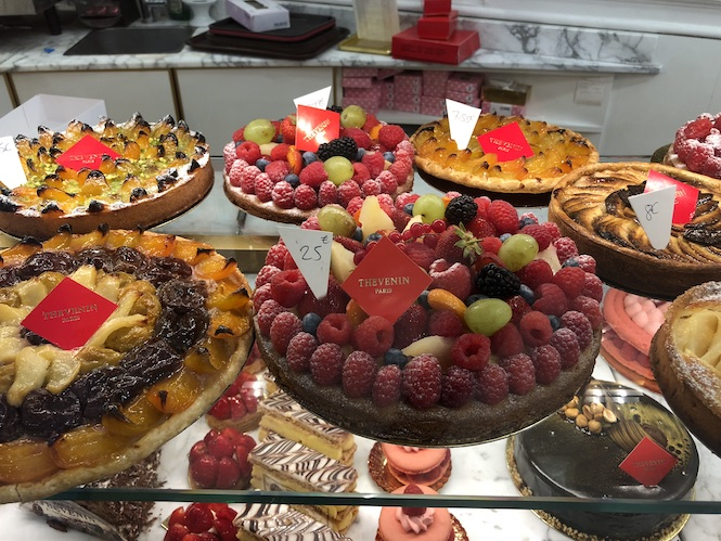 French bakery delights