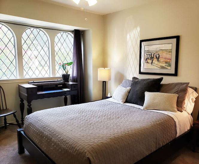 Westridge guest room